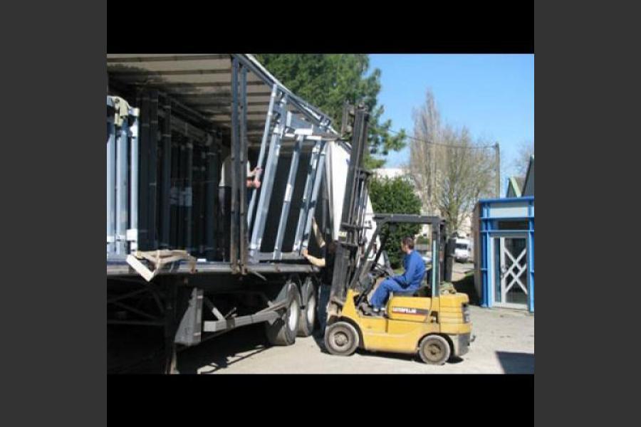 Atelier - rénovation bâtiment menuiseries aluminium ile de ré