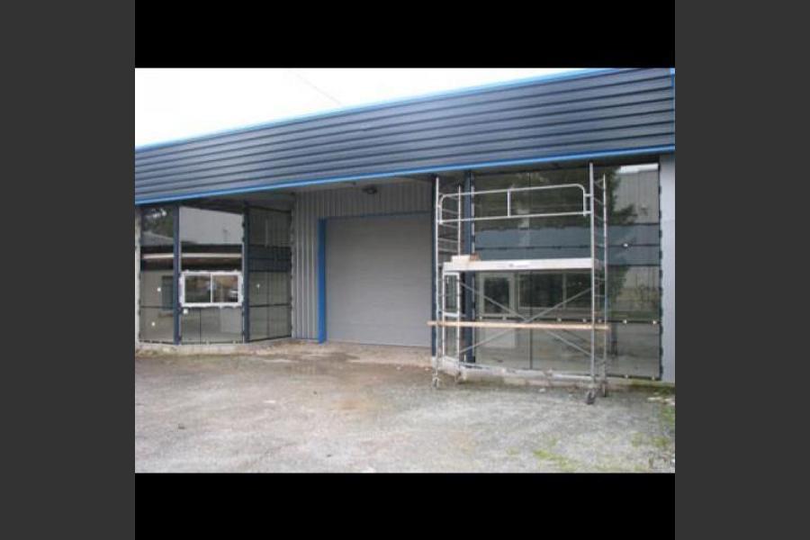 Atelier - rénovation bâtiment 79