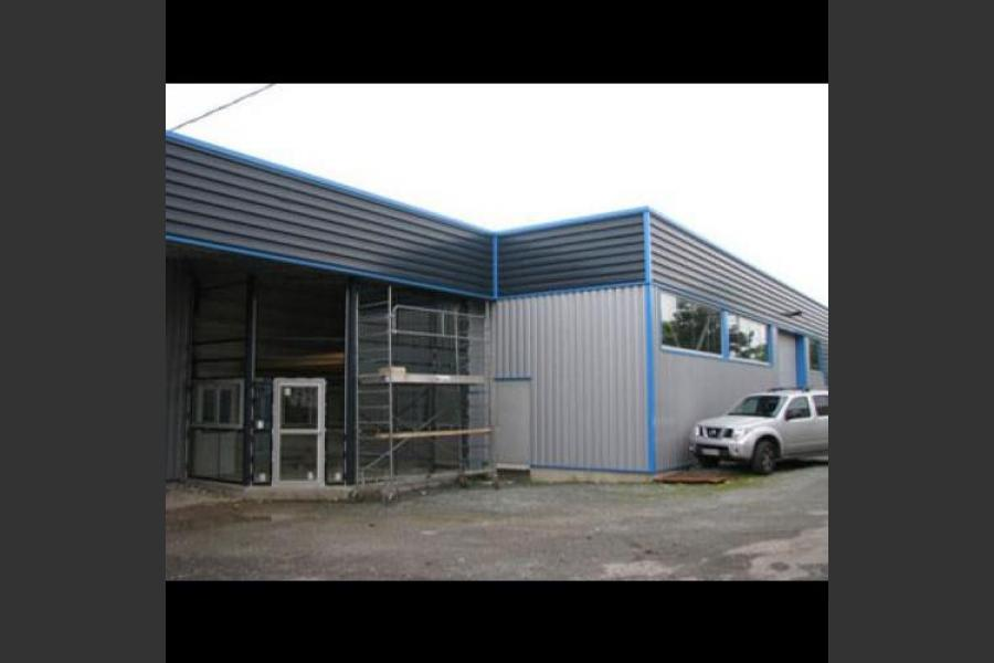 Atelier - rénovation bâtiment niort