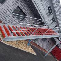 Escalier métallique 79