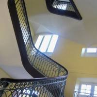escaliers métalliques 17