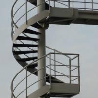 escalier métallique poitou charentes