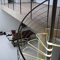 escaliers métalliques la rochelle