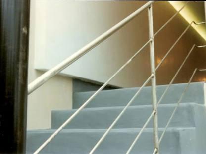 escalier métallique niort